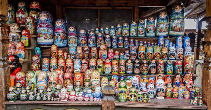 1e37880826 Which souvenirs to buy in Russia  From Matrioskas to Cheburashka
