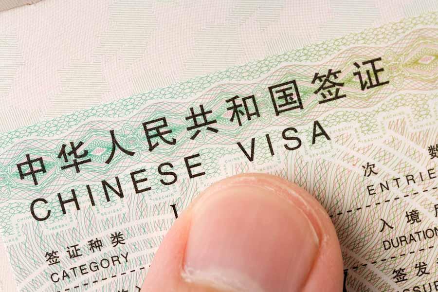Afbeeldingsresultaat voor chinese visa