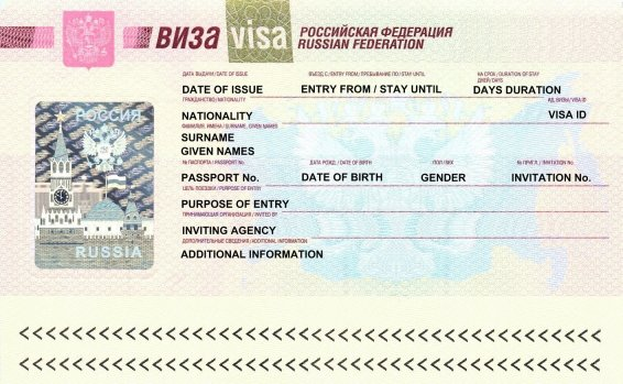 Question on russian visas