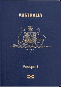 Australian Passport - Visa for Russia