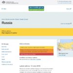 Is Russia a safe country for tourists? Travel tips