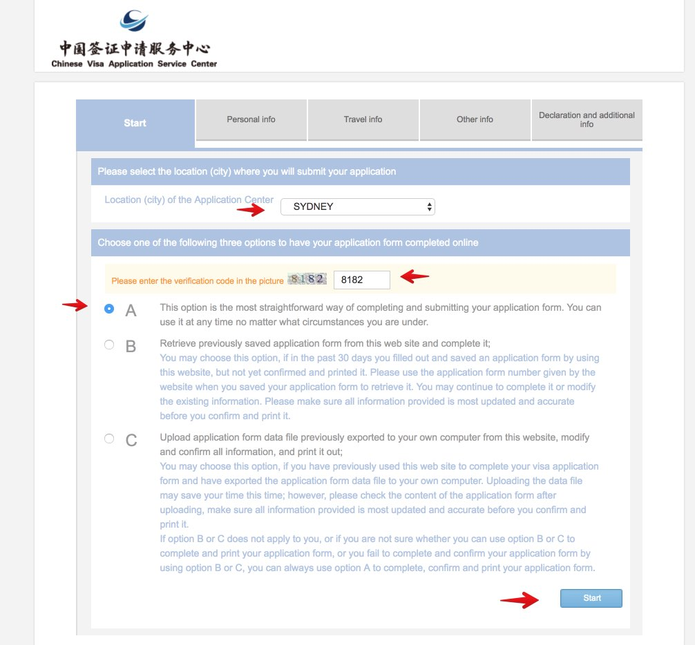 How To Obtain A Chinese Visa In An Easy And Cost Effective Way